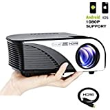Varmax Light Emitting Diode Household Projector